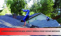 Common Shingle Roofing Repair Mistakes Doing your own NJ roof maintenance and roof repairs with no professional help may cost less initially, but if not done right could lead to many more expenses down the road. Read more at : http://biondoroofing.com/common-shingle-roofing-repair-mistakes/ to have more informations a bout common  shingle roofing repair mistakes