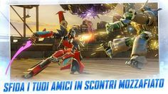 Transformers: Forged to Fight è finalmente disponibile UFFICIALMENTE per Android! Ce ne ha messo di tempo… Ma alla fine è finalmente arrivato!  Transformers: Forged to Fight (TRANSFORMERS: Combattenti per la versione italiana) è disponibile ufficialmente per Android, con i suoi  #transformers #android #videogiochi #games
