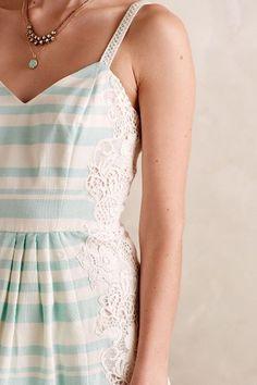 Sea Isle Striped Dress - anthropologie.com