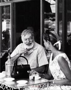 Ernest Hemingway Betty Bacall