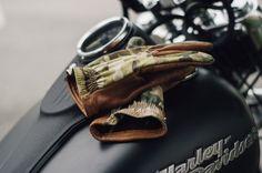 Grifter Company USA x Whiskey Grade - Mercenary Gloves