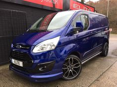 2015 15 Ford Transit Custom 2.2TDCi ( 125PS )  270 L1H1 Limited [ELITE EDITION] in Cars, Motorcycles & Vehicles, Commercial Vehicles, Vans/Pickups | eBay!