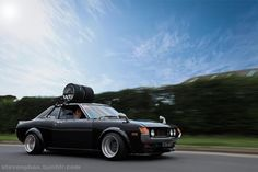 One more of the Toyota (Mid 70s Celica)