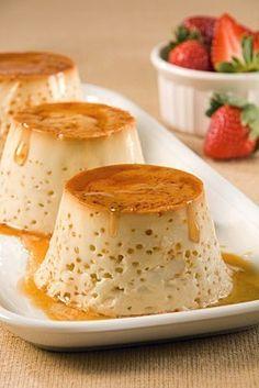 Photo de la recette Crème caramel