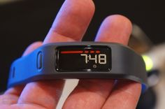 Garmin's Vivofit: hands-on with yet another fitness tracker