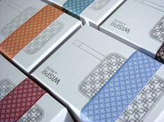 Electronic Packaging Design  WISPR Electronic Packaging Designed by Sequitur Creative & Thing Tank