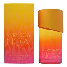 Victoria's Secret Very Sexy Now Limited Edition Eau De Parfum Spray large 2.5 fl oz. No longer sold in stores. http://www.amazon.com/Victorias-Secret-Limited-Edition-Parfum/dp/B001F05JGY/ref=sr_1_73?m=A114766GYOFPA1&s=merchant-items&ie=UTF8&qid=1385853531&sr=1-73&keywords=edt