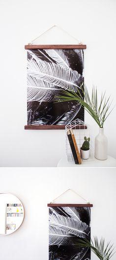 Design*Sponge DIY Hanging Frame