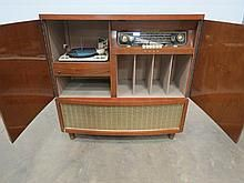 Rca console stereo vintage