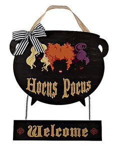 Find spooktacular deals on Hocus Pocus Decorations that'll make Halloween 2020 one for the record books. No one does Halloween better than Spirit. Hocus Pocus Halloween Costumes, Halloween Signs, Disney Halloween, Spirit Halloween, Halloween Costumes For Kids, Fall Halloween, Halloween Crafts, Halloween Party, Halloween Tricks