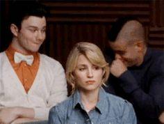 Glee: Noah Puckerman and Kurt Hummel - I don't remember this????