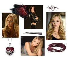"""""""Raven"""" by piper-haven-ryder on Polyvore featuring art and Aria"""