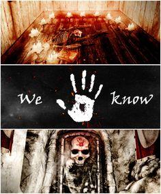 The Elder Scrolls V: Skyrim - The Dark Brotherhood - We know.
