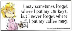 Coffee is one of our top priorities too. #Coffee #Humor #MrCoffee