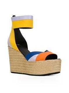 Pierre Hardy 'Bauhaus Beach Shoes' Sandalen