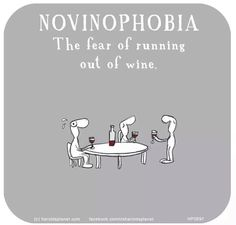 I'm sure a few people out there have this phobia!