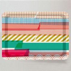 Image of Washi tray / Mrs. Eliot Books by ramona