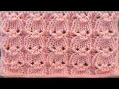 Beautiful New Pattern of Cardigan, Sweater(In Hindi) Baby Knitting Patterns, Knitting Stiches, Knitting Videos, Knitting Charts, Stitch Patterns, Big Knit Blanket, Jumbo Yarn, Big Knits, Knit Pillow