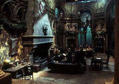 Gli Arcani Supremi (Vox clamantis in deserto - Gothian): Casa Serpeverde - Slytherin Pride