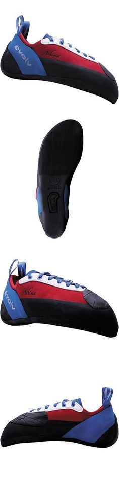 Youth 158980: Evolv Ashima Climbing Shoe - Kids Red White Blue 4.5 -> BUY IT NOW ONLY: $119.95 on eBay!