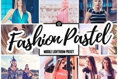 PASTEL Mobile Lightroom Presets by TemplateLab on @creativemarket #graphicdesign #art #design #illustration #creative #artist #artwork #graphic #designer #logo #sponsored #love #cute #photooftheday #beautiful #bestoftheday #pinterest #fun #pin #cool #popular #best #photo #amazing #awesome #drawing #digitalart #illustrator #branding #photoshop #graphicdesigner #graphics #photography #sketch #webdesign Shooting In Raw, Photo Effects, Insta Story, Look At You, How To Better Yourself, Lifestyle Photography, Lightroom Presets, Your Image, Your Photos