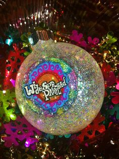 WIDESPREAD PANIC ornament!! Love this :)