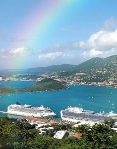 St. Thomas, Royal Caribbean Cruise 2008