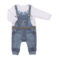 This item starts shipping in May Made from skin-friendly organic cotton Comfortable clothing, no irritating tags or seams For babies in sizes: months mo… Dungarees, Overalls, Printed Jumpsuit, Comfortable Outfits, Overall Shorts, Digital Prints, Organic Cotton, Girl Outfits, Rompers