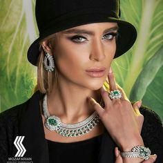@Remalfala from @mozafarianjewelry -