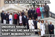 US Congressional Black Caucus Endorses Israeli Apartheid and Current War Crimes in Gaza » David Icke
