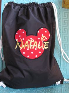 Disney mouse ear bag