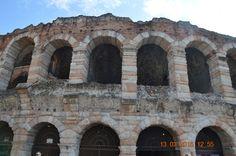 Arena (Amfi Theater) in Verona Italy March 13 2016