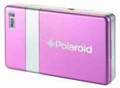 Polaroid PoGo CZA-10011P Instant Mobile Printer (Pink) by Polaroid, http://www.amazon.com/dp/B002WN2MUY/ref=cm_sw_r_pi_dp_-Q3drb1KYBW65