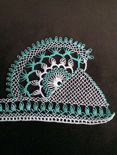 B 13, Needlework, Origami, Diy And Crafts, Captain Hat, Projects To Try, Embroidery, Crochet, Crochet Lace