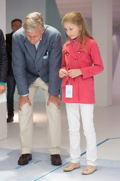 Elisabeth de Bélgica retoma su entrenamiento como Princesa