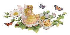 The Enchanted Garden - The Fairy Realm - Fairies - Fae - Animated gifs - Lucky Wishing Well