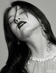 Han Hyo-joo Harpers Baazar Interview: Different Sides of HHJ Lee Hyori, Han Hyo Joo, Korean Actresses, Korean Women, Different, Korean Drama, Interview, Honey, Milk