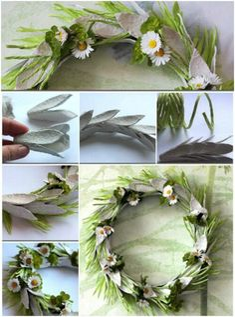 Elegant Easter Wreath