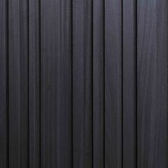 Black_Out_Thermo_Ayous_Zwart - woodstoxx.be - Black_Out_Thermo_Ayous_Zwart – woodstoxx. House Cladding, Timber Cladding, House Siding, Cladding Ideas, Vertical Siding, Wooden Facade, Timber Slats, Facade Design, Futuristic Architecture