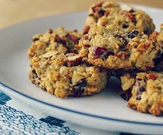 biscotti croccanti e leggeri al muesli