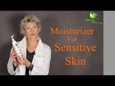 Best Natural Moisturizer For Sensitive Skin - YouTube: https://youtu.be/aoDvfsEO3aw