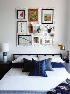 Isaac Wall Sconce | Plug In | Natural Brass | Schoolhouse Electric || Featured on Design Sponge