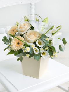Exquisite Arrangement - InterfloraExquisite Arrangement - Interflora