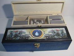 Customizable Wood Deck Box (MTG, Pokemon & Yugioh)