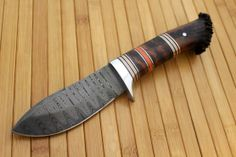 Custom Hunting Knives