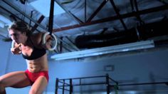 CrossFit - Beauty in Strength. Amazing video, great inspiration!