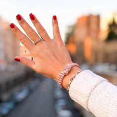 mazzotti The one and only: The bracelet from Leo Mazzotti's collection. Bohemian Jewelry, Modern Jewelry, Fashion Watches, Instagram Fashion, Women's Accessories, Jewelry Collection, Jewelry Design, Fashion Jewelry, Rose Gold