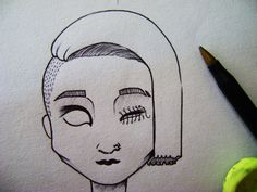 Sewing a point of view by Mauricio Fleita, via Behance