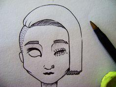 Sewing a point of view by Mauricio Fleita, via Behance