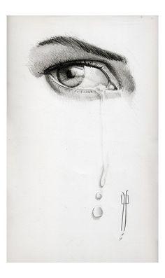 tear-lagrima by rafanav, via Flickr